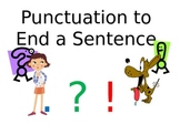 Ending Punctuation Power Point
