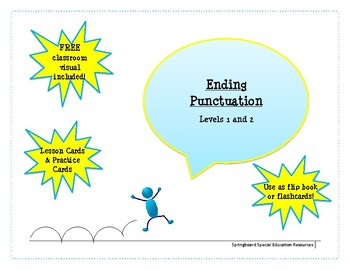 Ending Punctuation Practice Packet