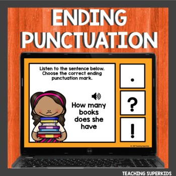 Ending Punctuation Review
