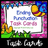 Ending Punctuation Task Cards