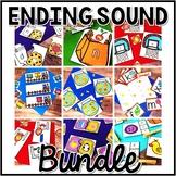 Ending Sound Centers Bundle - 9 Ending Sound Products