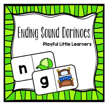Ending Sound Dominoes