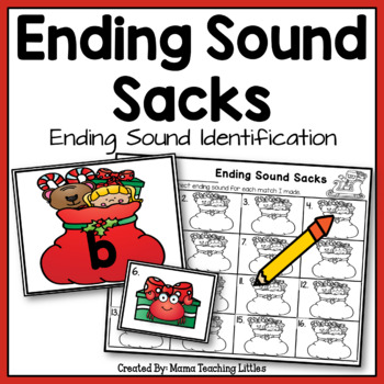 Ending Sound Sacks - Ending Sound Identification