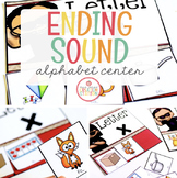 Ending Sound Literacy Center