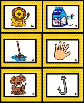 Ending Sounds Kindergarten | First Grade