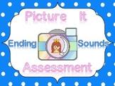 Ending Sounds Assessment