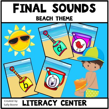 Ending Sounds - Beach Bucket and Shovel Theme