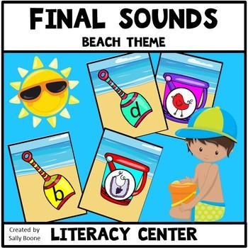 Final Sounds - Beach Theme