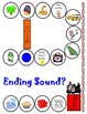 Ending Sounds Boardgame