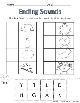 Ending Sounds Bundle