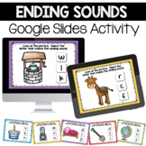 Ending Sounds Digital Center for Google Slides™