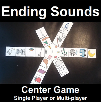 Ending Sounds Game