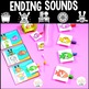 Ending Sounds Games - Phonics