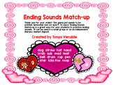Ending Sounds Hearts Match-ups
