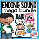 Ending Sounds Match-Up Mega Bundle
