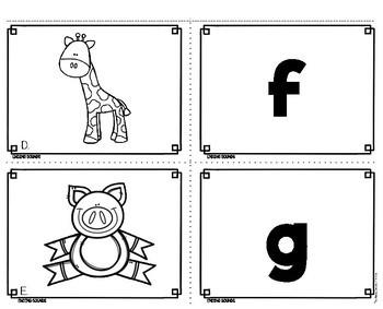 Ending Sounds Kindergarten