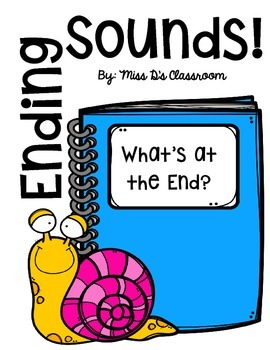 Ending Sounds: What's at the End?