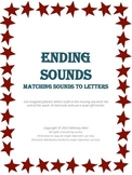 Ending Sounds and Letters