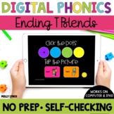 Distance Learning Ending T Blend Sound Tappers Digital Pho
