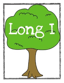 Ending Y Vowel Sound Word Sort (long i and long e)