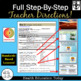 Ending a Term Bundle: 8 Fun, Interactive Lessons FOR ANY 6th-12th CLASS!
