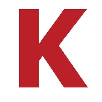 Ending k and ck sort