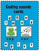 Ending sound cards