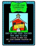 Ending the School Year Guide: Tips, Ideas, and Printables