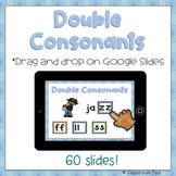Endings: Double Consonants (Distance Learning - Phonics Go