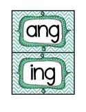 Endings -ng word sort