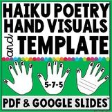 Haiku Poetry Visual and Writing Template