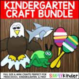 Kindergarten Crafts (Endless Bundle)