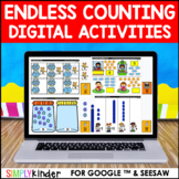 Endless Digital Counting Bundle for Google and Seesaw