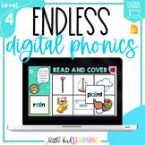 Endless Digital Phonics Bundle - LEVEL 4 | Distance Learni