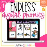 Endless Digital Phonics Bundle - LEVEL 1 | Distance Learni