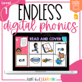 Endless Digital Phonics Bundle - LEVEL 1   Distance Learning   Orton-Gillingham