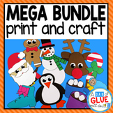 Endless Paper Craft Activity and Creative Writing Mega Bundle {Growing}