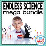 Kindergarten Science Curriculum for the Year Bundle {Growi