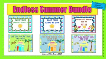 Endless Summer Bundle