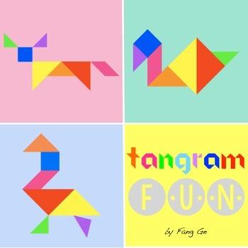 Endless Tangram Fun