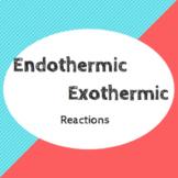 Endo/Exothermic Reactions KS1/2