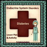 Endocrine Disorder Diabetes Lesson Plan Fun Health Activity