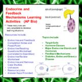 Endocrine Learning Unit for AP or Advanced Biology