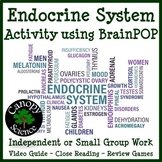 Endocrine System Activity using BrainPOP