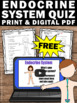 FREE Endocrine System Activity & Video, Human Body Systems Grade 5