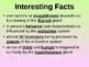 Endocrine System Teacher Notes