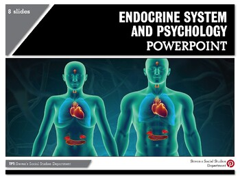 Endocrine System and Psychology PowerPoint