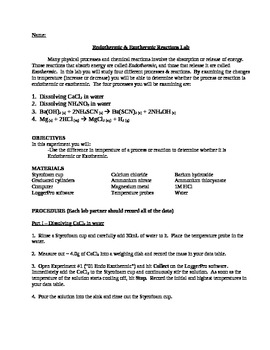 endothermic and exothermic worksheet middle school endothermic best free printable worksheets. Black Bedroom Furniture Sets. Home Design Ideas