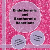 Endothermic vs. Exothermic Reactions PowerPoint