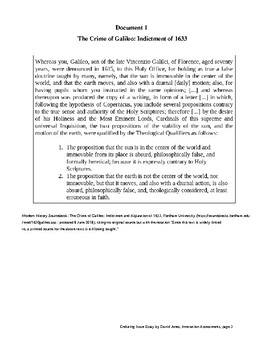 Enduring Essay Assessment Pack for Regents Global History 10 Week 10 No. ei39